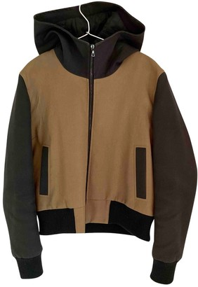 Christopher Raeburn Brown Cotton Jacket for Women