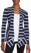 Context Striped Cardigan