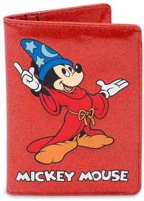 Disney Sorcerer Mickey Passport Holder by Cakeworthy Fantasia