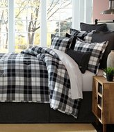 Daniel Cremieux Ramsey Flannel Plaid Comforter Mini Set