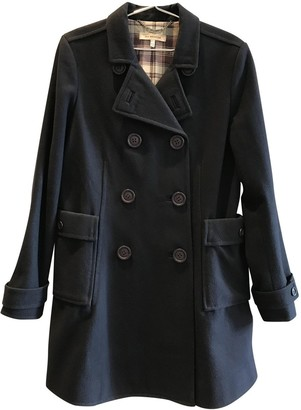See by Chloe Blue Wool Coat for Women