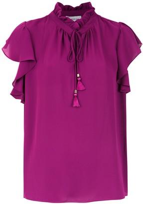 Olympiah ruffled Juli blouse