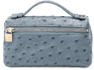 Loro Piana Leather L19 Pouch Bag