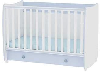 Dream Baby Lorelli Cot 60 x 120 cm Blue