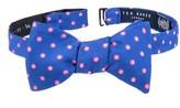 Ted Baker Men's Paddington Dot Silk Bow Tie