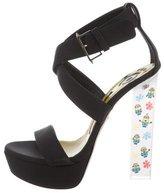 Ruthie Davis Minion Pop Star Sandals w/ Tags