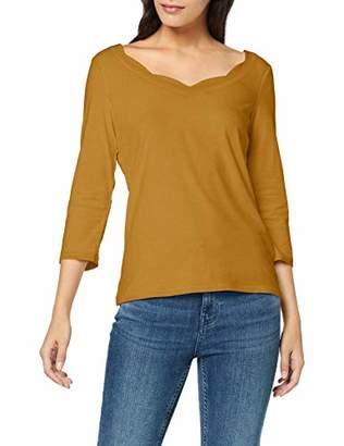 Esprit edc by Women's 039Cc1K068 Longsleeve T-Shirt