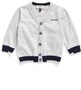 Armani Junior Infant Boy's Colorblock Cardigan