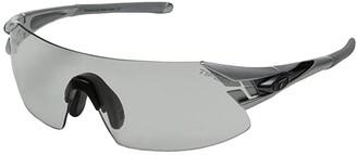Tifosi Optics Podiumtm XC Fototec - Light Night (Silver/Gunmetal) Athletic Performance Sport Sunglasses
