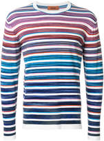 Missoni striped long sleeve shirt