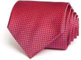 Bloomingdale's The Men's Store at Micro Harlequin Wide Tie - 100% Exclusive