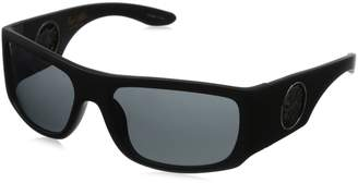 Black Flys Christian Fletcher Racer Fly Wrap Sunglasses
