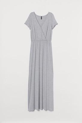 H&M Jersey maxi dress