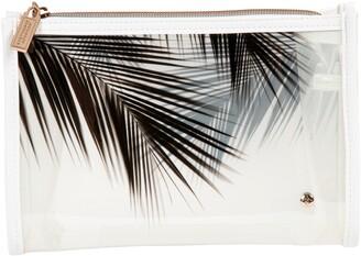 Stephanie Johnson Miami Palm Medium Makeup Bag