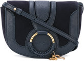 See by Chloe mini Hana bag - women - Goat Skin/Suede - One Size