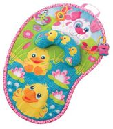 PlaygroTM Puppy Tummy Time Mat in Pink