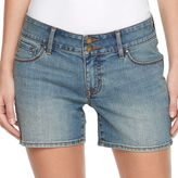 Apt. 9 Women's Faded Jean Shorts