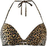 Dolce & Gabbana leopard print bikini