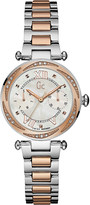 Gc Y06112L1 Ladychic rose-gold watch