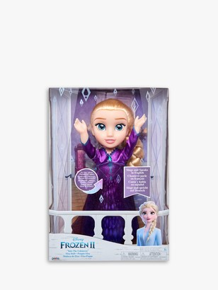 Disney Frozen II 'Into The Unknown' Singing Elsa Doll