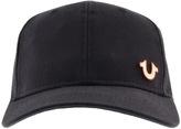 True Religion Horseshoe Logo Cap Navy