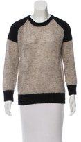 IRO Textured Two-Tone Sweater