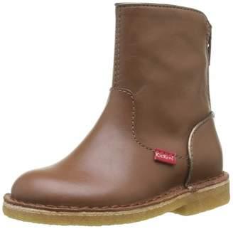 Kickers Girls' Kick Slouch Boots