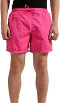 "HUGO BOSS Men's ""Leaffish"" Swim Board Shorts"