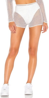 GRLFRND Disco Mini Shorts