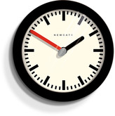 Newgate Clocks - The Andromeda Clock - Black