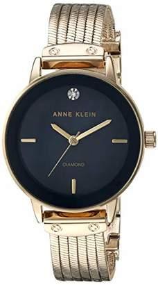Anne Klein Dress Watch (Model: AK/3220NMGB)