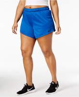 plus size nike shorts - shopstyle