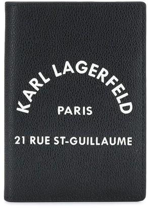 Karl Lagerfeld Paris Rue St Guillaume wallet