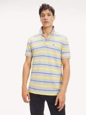 Tommy Hilfiger Mixed Stripe Polo