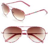 Lilly Pulitzer 'Augusta' 57mm Sunglasses
