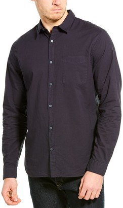 Vince Garment Dye Shirt