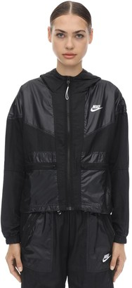Nike HOODED CARGO REBEL CASUAL JACKET