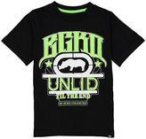 Ecko Unlimited Black 'UNLTD Til the End' Tee - Boys
