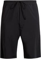 Vince Drop-rise shorts