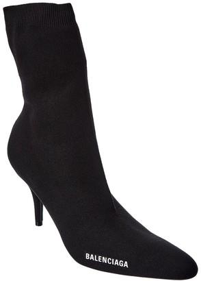 Balenciaga Knit Boot