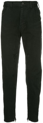 Julius Slim-Fit Trousers