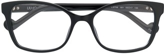 Liu Jo Square Frame Glasses