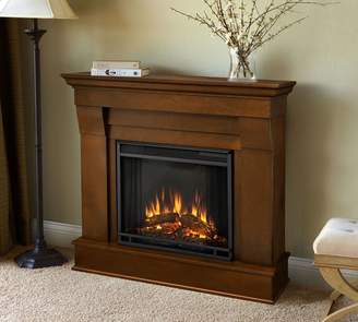 Pottery Barn Real Flame®; Chateau Electric Fireplace