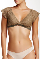 Free People Indian Summer Galloon Lace Tee Bralette
