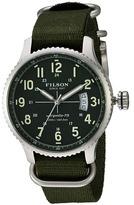 Filson Mackinaw Field Watch 43 mm