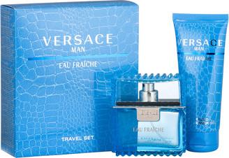Versace Men's Vesace Man Eau Fraiche Gift Set