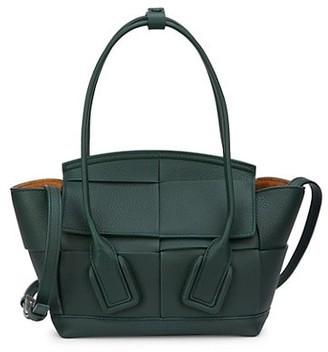 Bottega Veneta Small Arco Leather Satchel