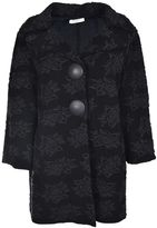 Charlott Rose Embroidered Coat