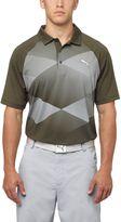 Puma Argyle Golf Polo Shirt