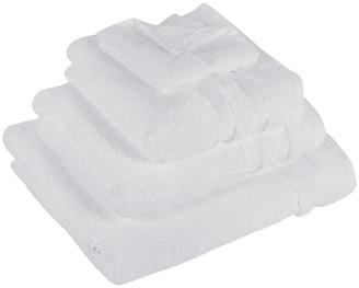Essentials Pima Towel - White - Face Cloths - Set of 3